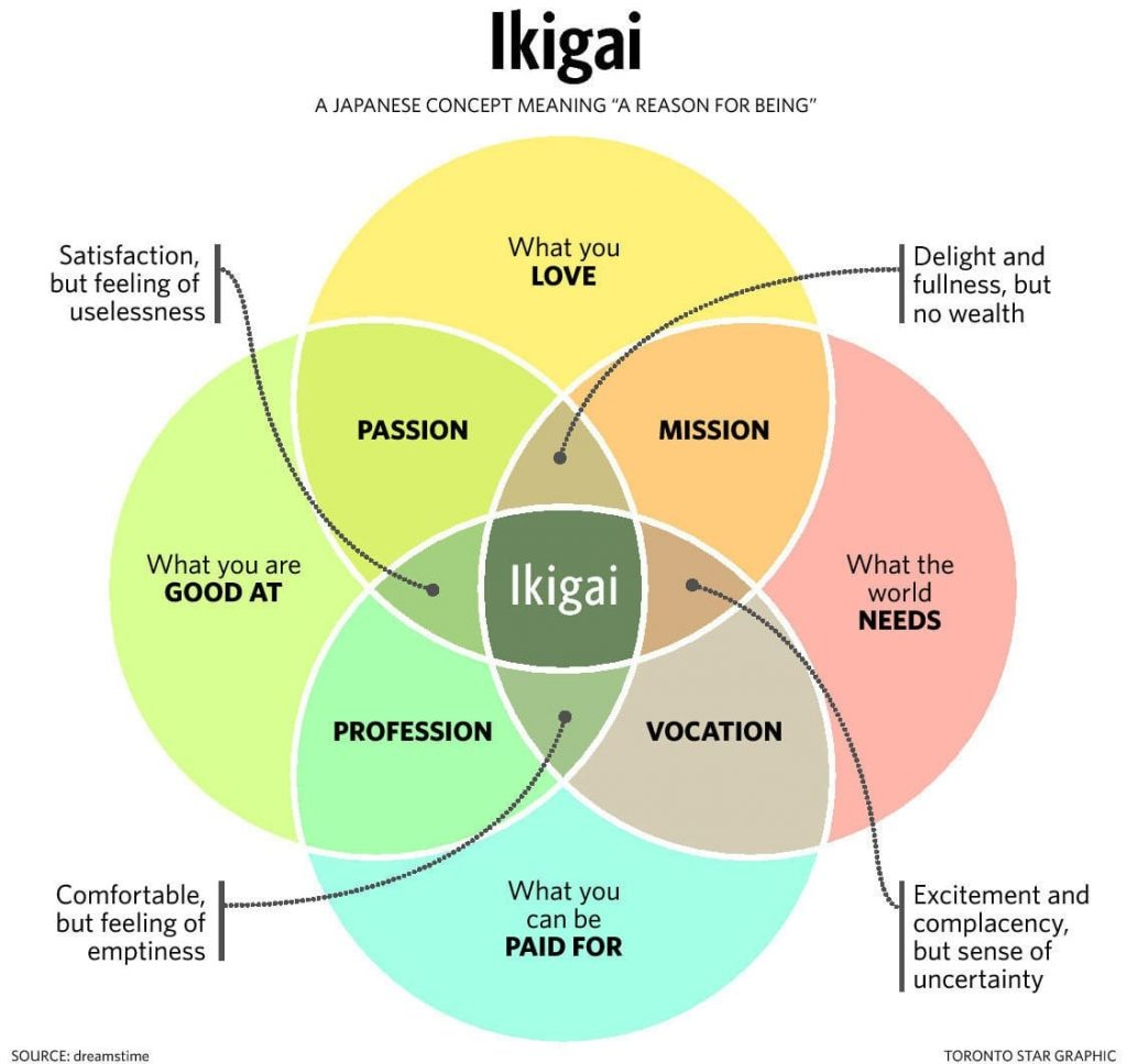Find Your Ikigai